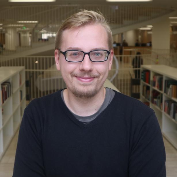 Antti Vanhojan lähikuva