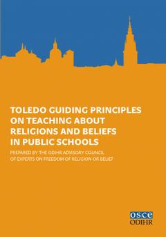 Toledo principles OSCE